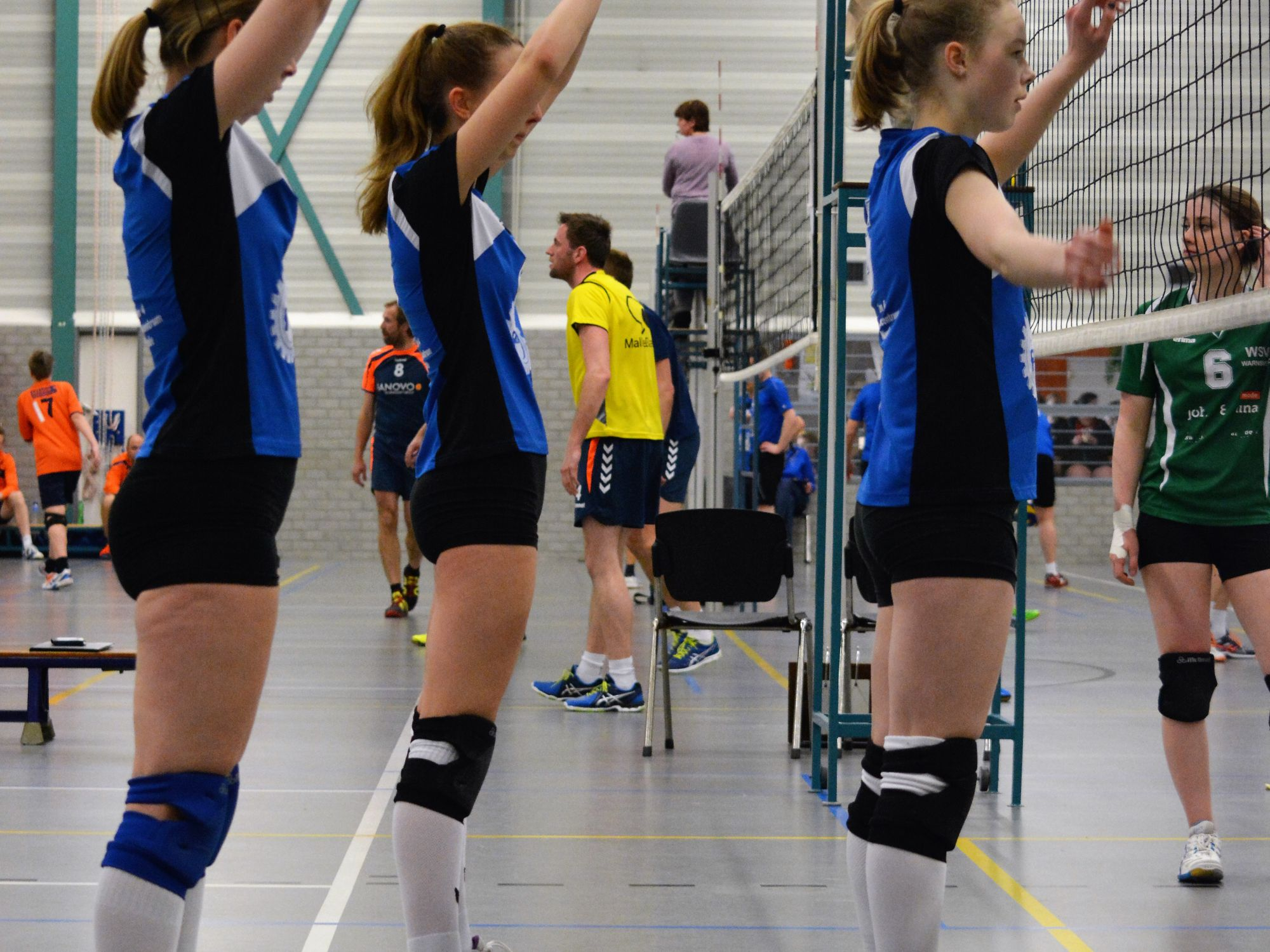 volleybal sporthal